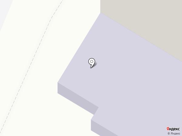Детская художественная школа №4 на карте Саранска