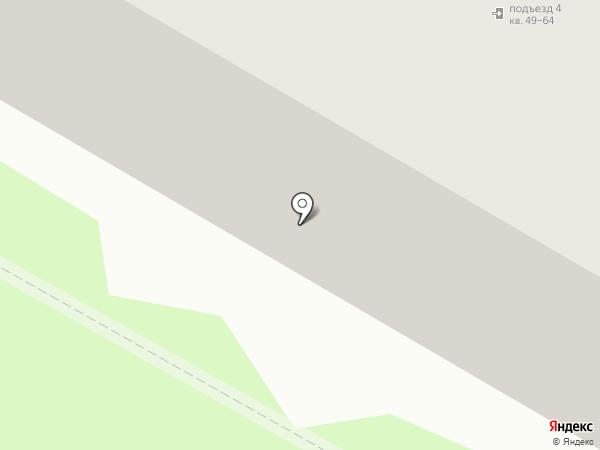 Магазин канцтоваров на карте Саранска