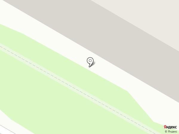 Теплопартнер на карте Саранска