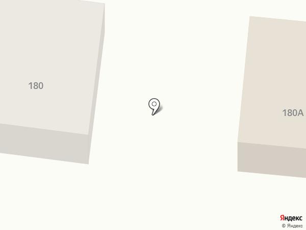 Желанный на карте Саранска