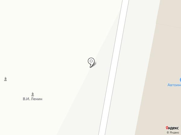 Магазин автоинструментов на карте Саранска