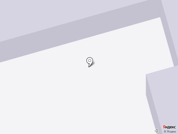 Гимназия №23 на карте Саранска