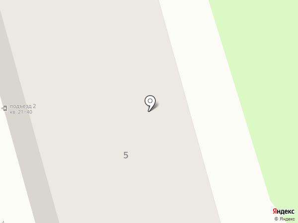 Автошкола, АНО на карте Саранска