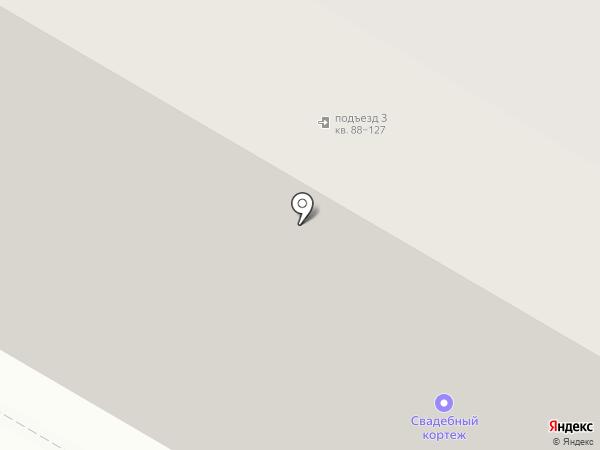 Домострой на карте Саранска