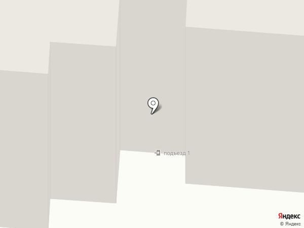 Колокольчик на карте Саранска