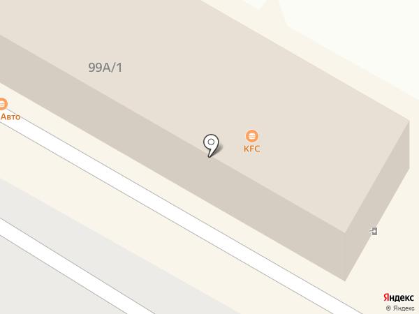 АКБ HELP на карте Саранска