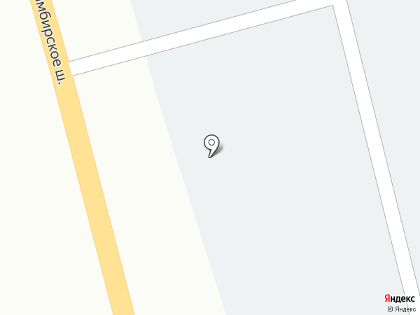 Центр на карте Саранска