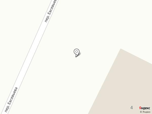 Волговятстрой на карте Саранска