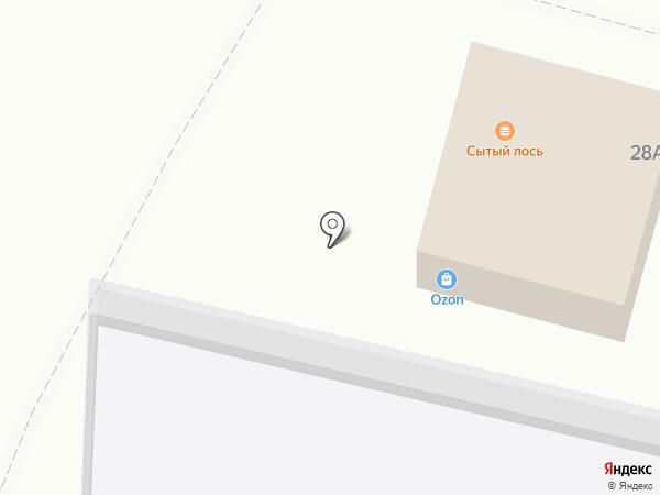 Калинка+ на карте Заречного