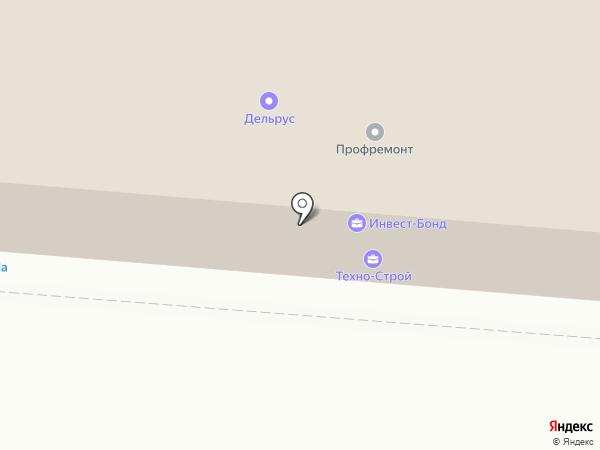 Техно-Строй на карте Саранска