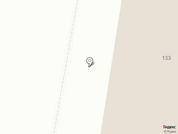 Медлинг на карте Саранска