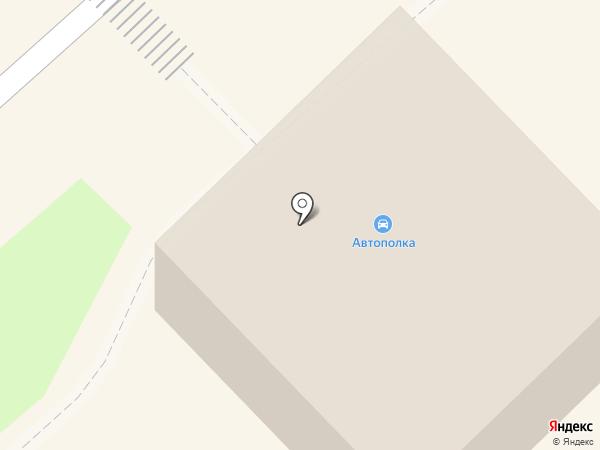 Ре-монтаж на карте Заречного