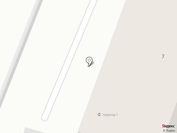 Блеск на карте Саранска
