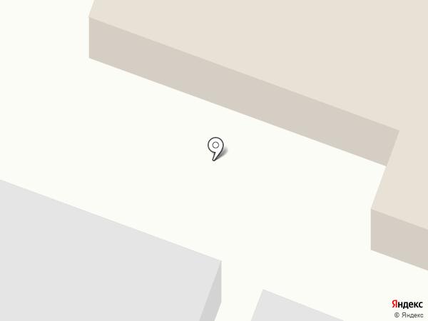 Сауна на Кутузова на карте Саранска