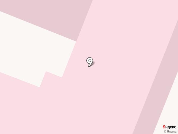 Республиканская офтальмологическая больница на карте Саранска