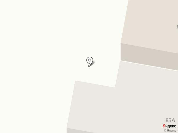 Тектоника на карте Саранска