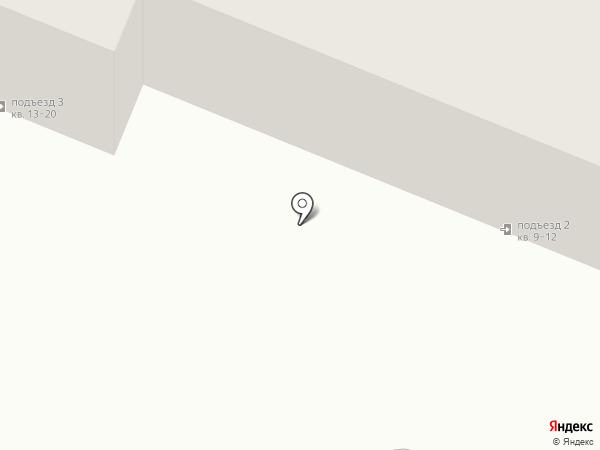 Светлячок на карте Саранска