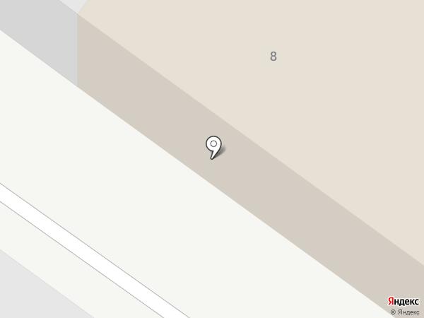 ТехноЛидер на карте Саранска