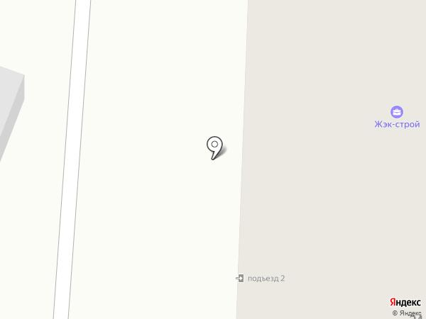 Титан на карте Саранска