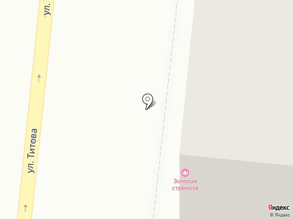 Городская управляющая компания Центральная на карте Саранска