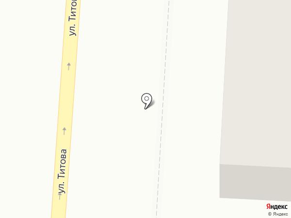 Мягкий пар на карте Саранска