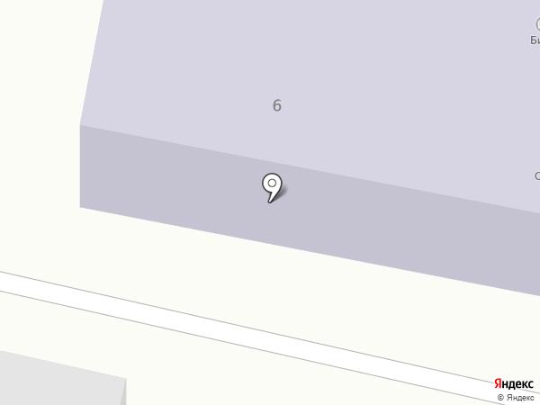 АСтрой на карте Саранска