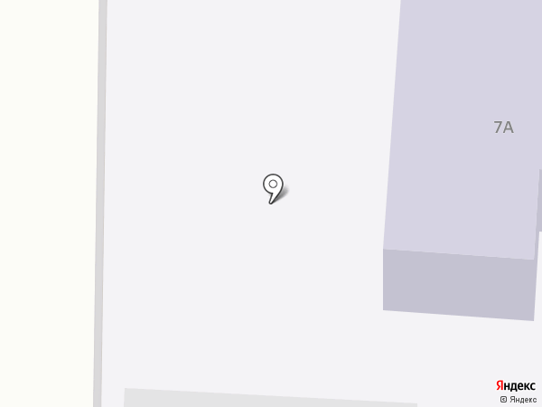 Детский сад №22 на карте Саранска