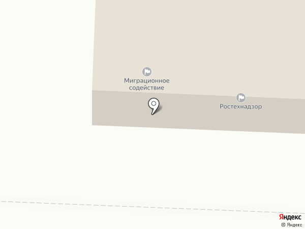 Промбезопастность на карте Саранска