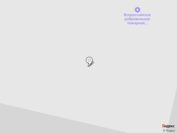 АвтоДруг на карте Саранска