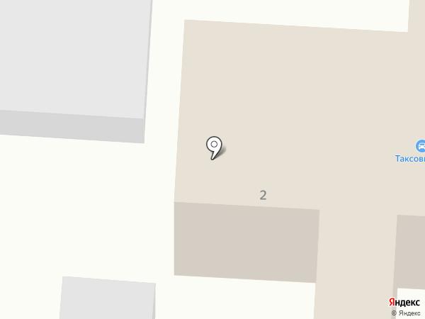 Арендатор на карте Саранска