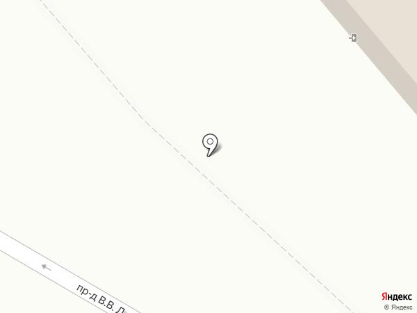 Караван на карте Заречного
