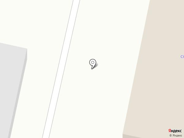 Строительное управление №13 на карте Саранска