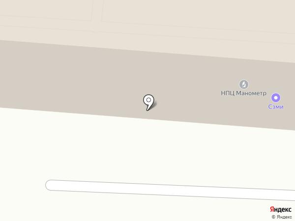 Компания по аренде помещений на карте Саранска