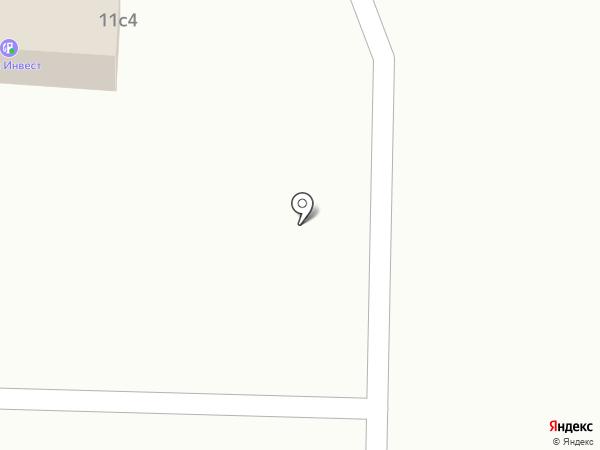 АГЗС РеалИнвест на карте Саранска