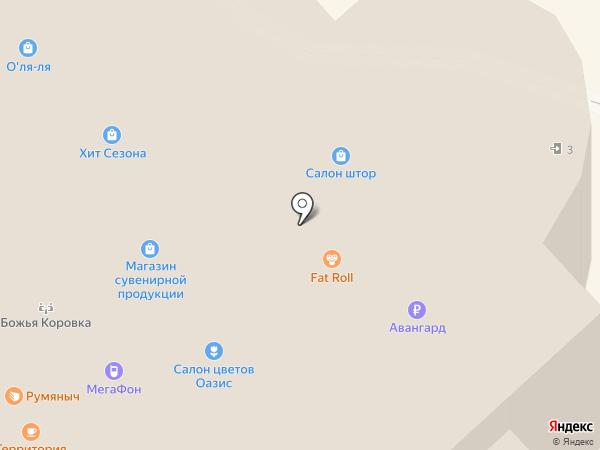 Дом.ru на карте Заречного
