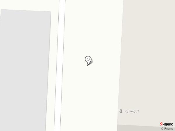 Капиталъ на карте Саранска