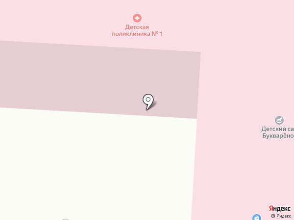 У жирафа на карте Саранска