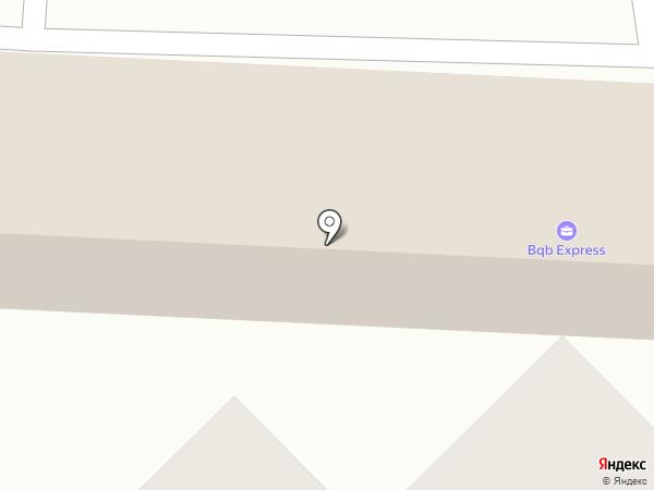Мэйджор Экспресс на карте Саранска