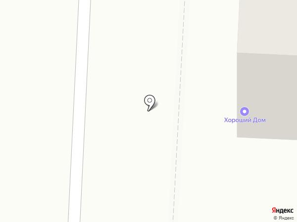 Хороший Дом на карте Саранска