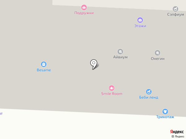 Apple iService на карте Саранска