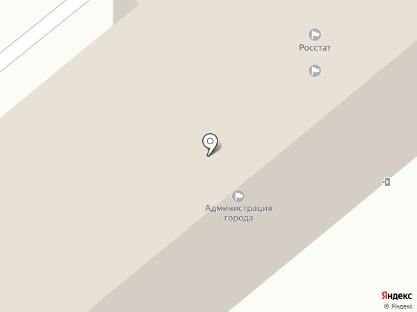 Администрация г. Заречного на карте Заречного