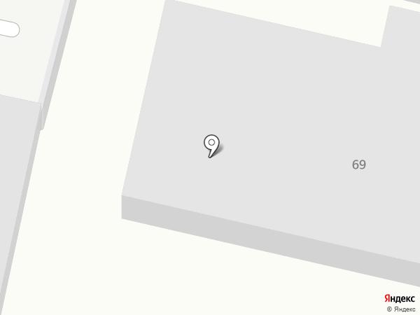Автомойка на карте Заречного
