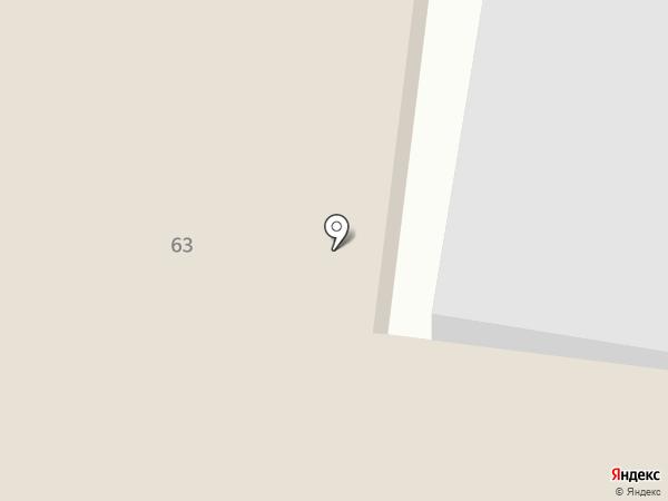 Саранское Духовное Училище на карте Саранска