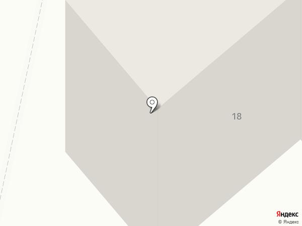 Юст на карте Заречного