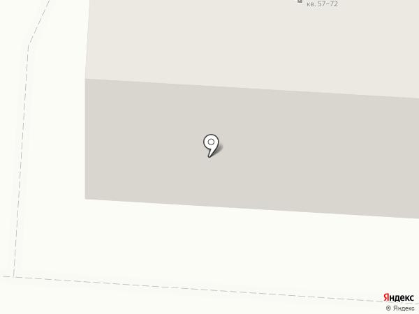 Детская поликлиника №1 на карте Саранска