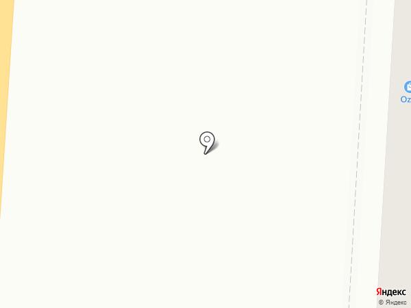 Технострой-М на карте Саранска