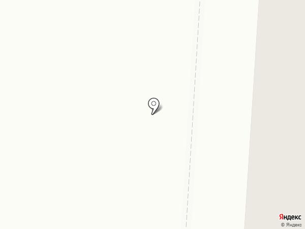 Юджин на карте Саранска
