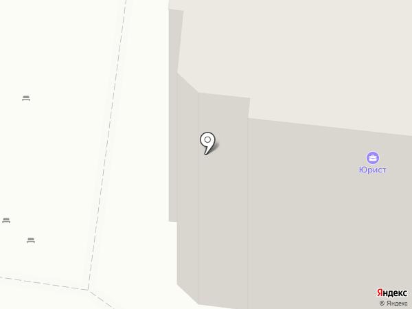 Алюминстрой на карте Саранска