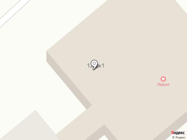 Идеал на карте Заречного