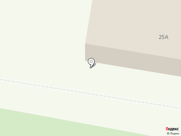 Теннисный центр Мордовии на карте Саранска